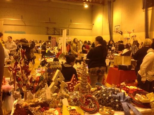 Christmas Market, Blantyre 2015