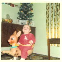 1971 Paul Veverka Christmas
