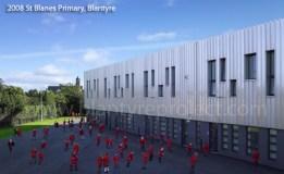 2008 St Blanes Primary School