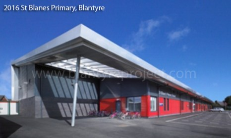 2016 St Blanes Primary School