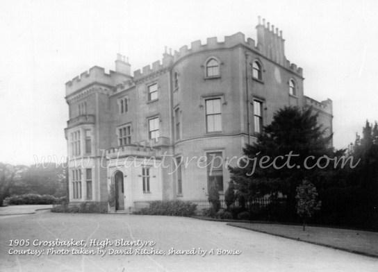 1905 Crossbasket House
