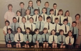 1987 Auchinraith Primary School