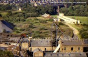 1962 Blantyreferme Colliery abandoned
