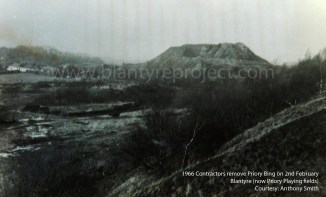 1966 2nd Feb, removal of Priory Bing