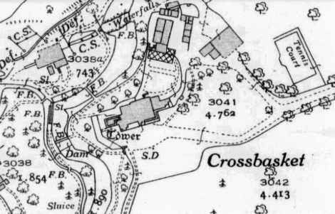 1936 map Crossbasket