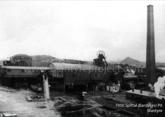 1950 Spittal Colliery
