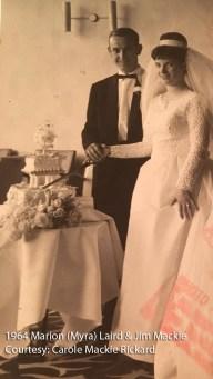 1964 Lyra Laird & Jim Mackie