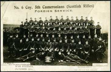 cameronians5thbn1914