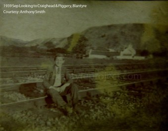 1939 Craighead Bing looking to the Piggery
