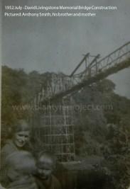 1952 Construction of Livingstone Memorial Bridge