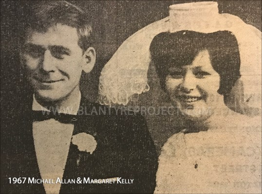 1967 Michael Allan & Maragret Kelly wm