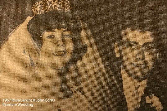 1967 Rose Larkins & John Corns wm