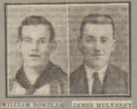 1925 Loanend Colliery victim and survivor