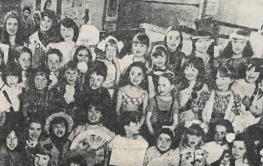 1976 David Livingstone Primary girls