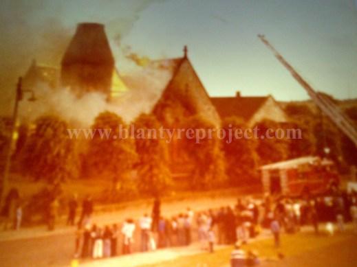 1978 Anderson Church fire2