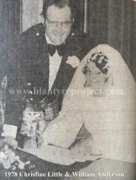 1978 Christine Little & William Anderson