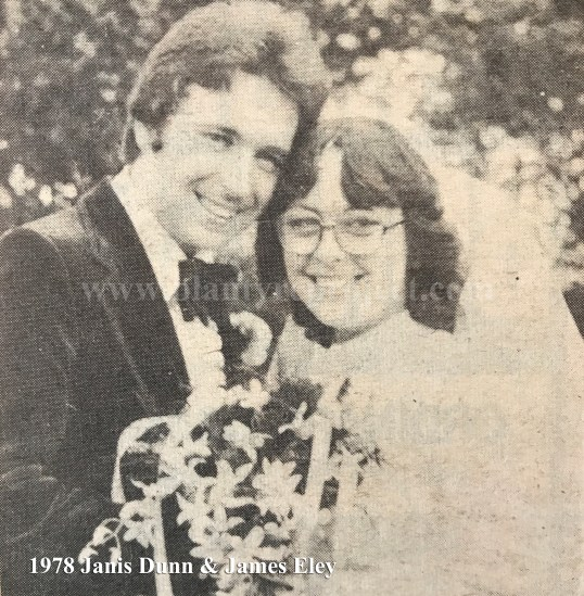 1978 Janis Dunn & James Eley wm