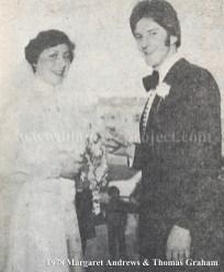 1978 Margaret Andrews & Thomas Graham
