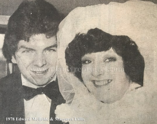1978 Margaret Tallis & Edward McBride wm