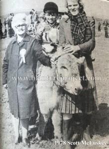 1978 Scott McCluskey at Butlins