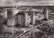 1300 Impression of Bothwell Castle