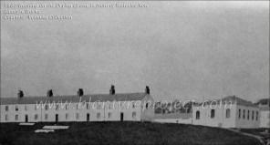 1880 Drying Greens at Waterloo Row
