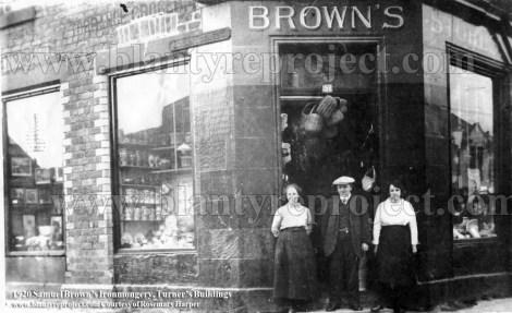 1920 Browns Ironmongers wm