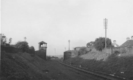 1960's Auchinraith Junction courtesy of Alex Rochead