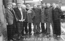 1970s old original mob