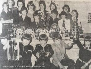 1978 Blantyre & Whitehill Accies