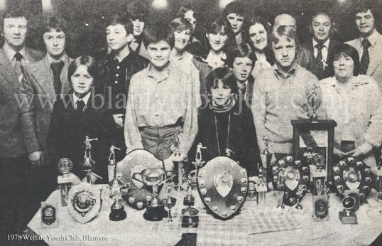 1978 Blantyre Youth Welfare Club wm