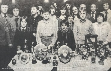 1978 Blantyre Welfare Youth Club