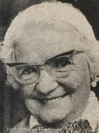 1978 Catherine Cumminsky