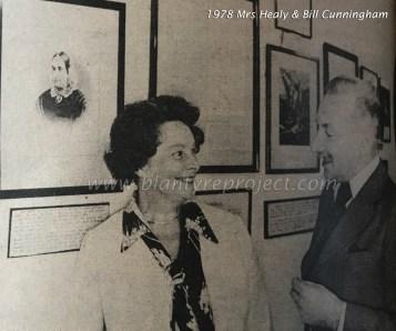 1978 Edna Healy visits Livingstone Centre