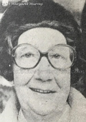 1978 Margaret Murray