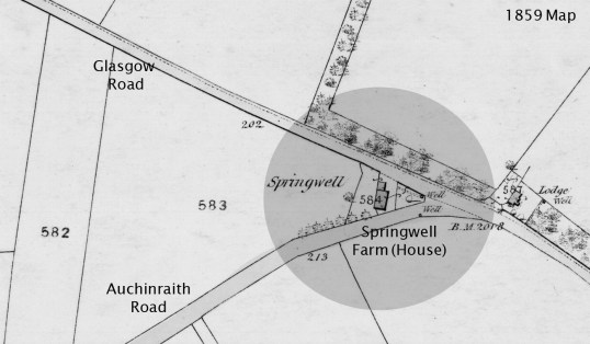 Springwell Farm zoned
