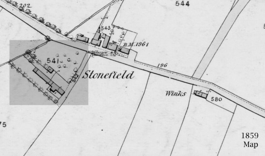 Stonefield farm zoned 1859