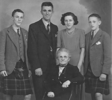 1946 Crawford Family