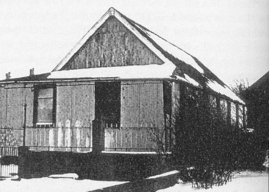1952 Nazarene Church Blantyre