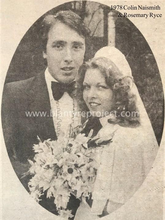 1978 Rosemary Ryce & Colin Naismith wm