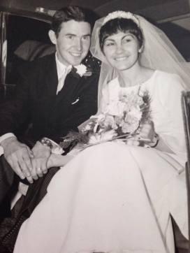 1968 Hugh Moran & Maureen Friery