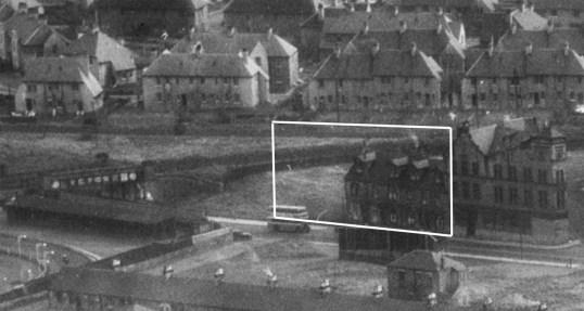 Chambers Buildings 1950