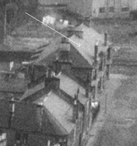 Jackson St aerial 1950