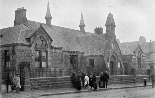 1907 Stonefield Parish School wm