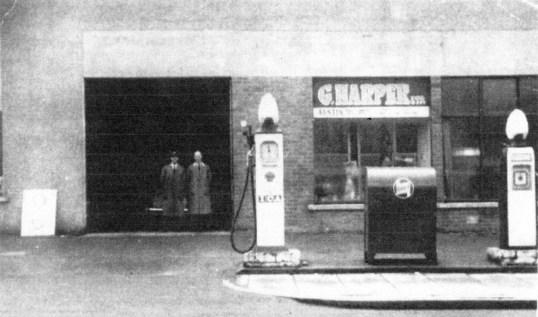 1934 Harpers Garage