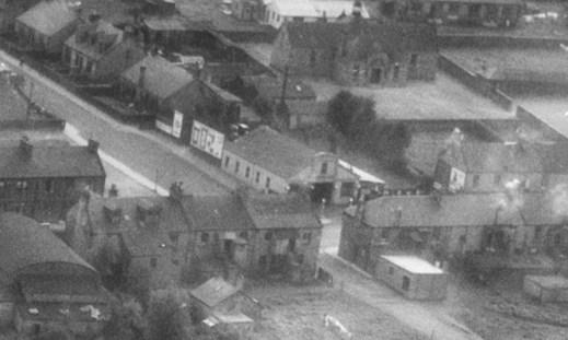 1950 Aerial Garage