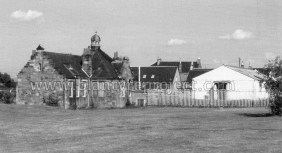 1977 Infant School boarded up