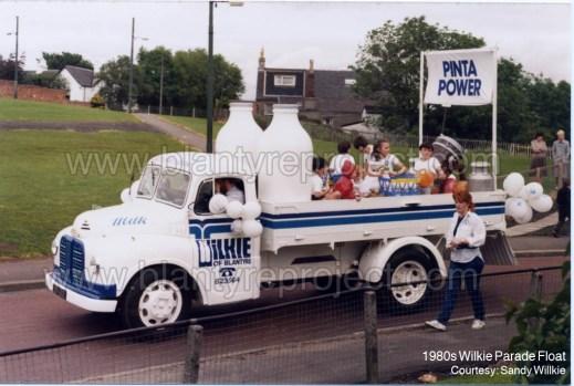 1980s Wilkie of Blantyre wm
