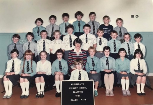 1984 Auchinraith Primary from HK wm