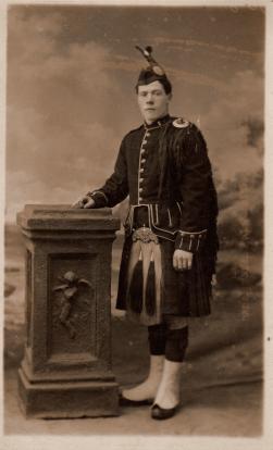 John McGill 1897 - 1916